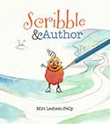 Book Cover of Scribble and Author by Miri Lehsem-Pelly