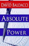 David Baldacci Absolute Power Book Cover