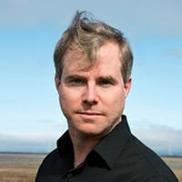 Photo of Author Andy Weir