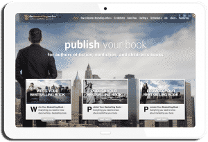 The Bestselling Author Website