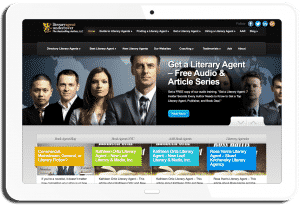 Literary Agent Undercover Website