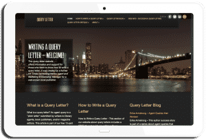 How to Write a Query Letter Website